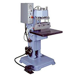 heat welding press machines