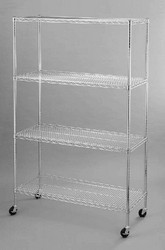 heavy duty 4 wire shelving units