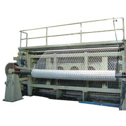 heavy duty hexagonal gabion mesh machines