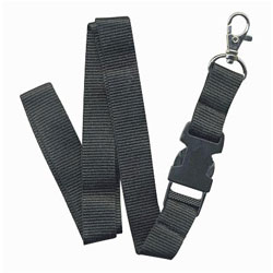 20mm economy heavy duty plain lanyard