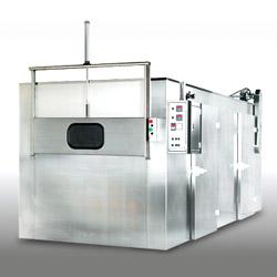 heightened visor drying machine