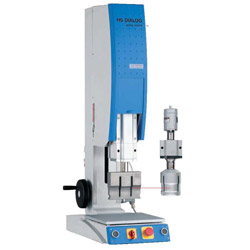 herrmann ultrasonic plastic welding machine
