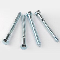 hex head wood screws