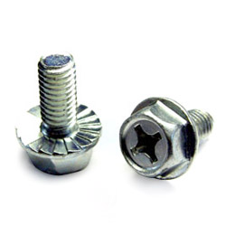 hex washer head screws