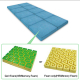 hexagonal cells mattress