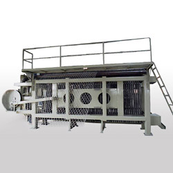 Hexagonal Gabion Mesh Weaving Machines