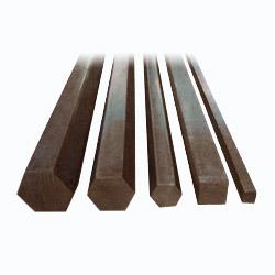 hexagonal polishing steel bar