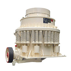 hi performance cone crusher