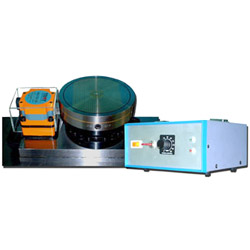 hi precision magnetic rotary table