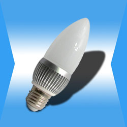 high power candle led bulb
