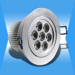 high power round led ceiling spotlight
