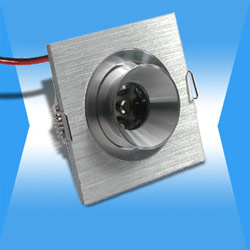 high power round led downlight