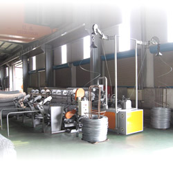 High Speed Automatic Chain Link Fence Machines
