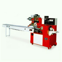 high speed automatic horizontal packaging machine