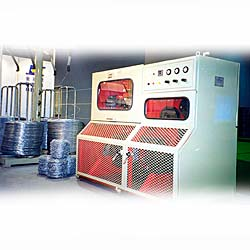 high speed bared wire machine