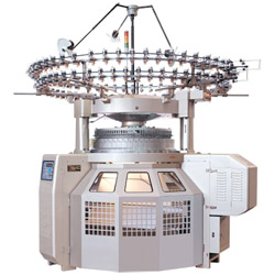 high speed double interlock nitting machine series