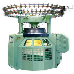 high speed double knitting machine series