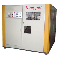 high speed fully automatic blow moulding machine