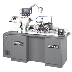 high speed and high accuracy chucking machines