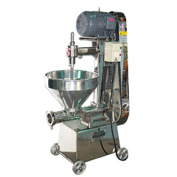 high speed meat mincer