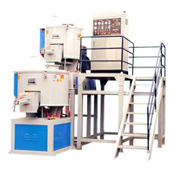 High Speed Mixer And Vertical Cooling Blenders