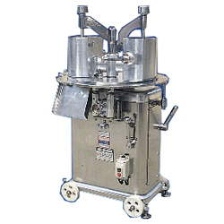 high speed rotary meat slicer