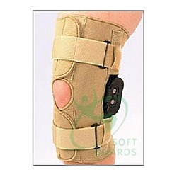 hinged knee stabilizers