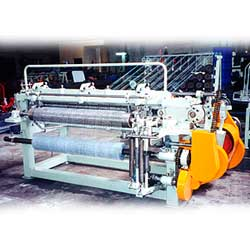 hixagonal wire netting machine