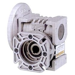 hollow shaft worm gear