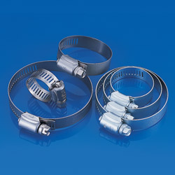 hollowed clamps
