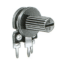 Horizontal Type Rotary Potentiometers