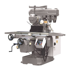 horizontal and vertical milling machines