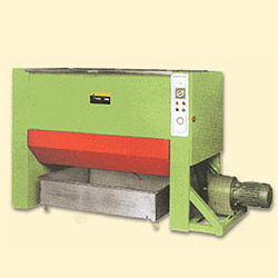 horizontal drying and blending M/C machine