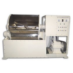 horizontal mixers