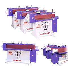 horizontal oscillating sanding machine