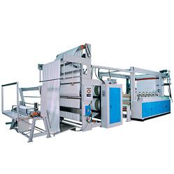 horizontal type sueding machines