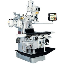 horizontal vertical turret milling machines