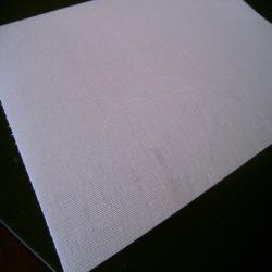 hot melt adhesive coated muslin fabric