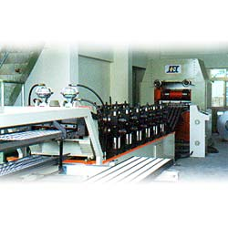 hy rib mesh producing line