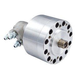 Non Through-Hole Rotary Hydraulic Cylinders