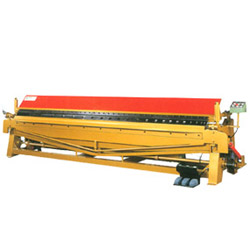 hydraulic folding machines