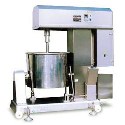 hydraulic high speed blender