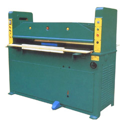 hydraulic high speed cutting machine