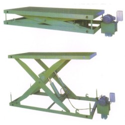 hydraulic lifter tables