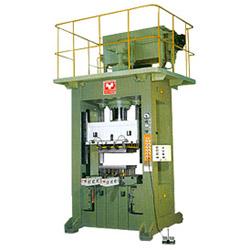 hydraulic straight side press