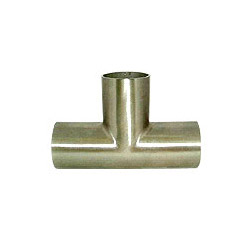 hygienic clamp joint reducing tee
