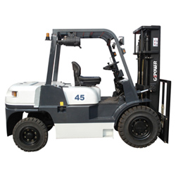 ic counter balance forklift trucks