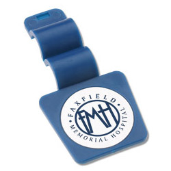 id card holder attaches