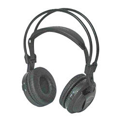in car ir stereo headphones