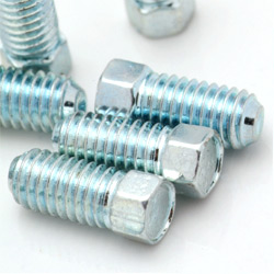 indented hex head screw